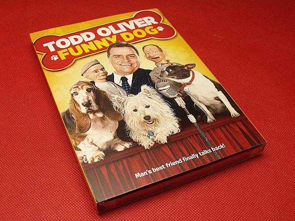 Todd Oliver: Funny Dog DVD
