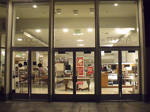 Macy's Pasadena, California