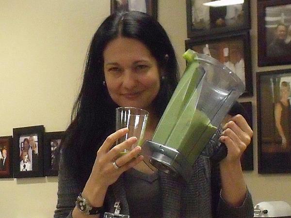 The Blender Girl Kale Smoothie
