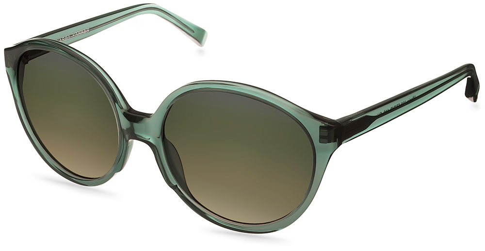 Warby Parker Sunglasses - Minnie in Eucalyptus