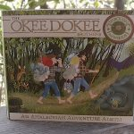 The Okee Dokee Brothers Through the Woods CD & DVD