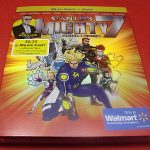 Stan Lee's Mighty 7: Beginnings Blu-ray DVD Combo