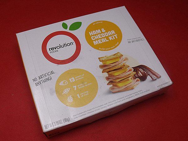 Ham and Cheddar Revolution Foods Meal Kit