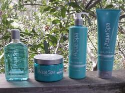 Aqua Spa Bath Collection