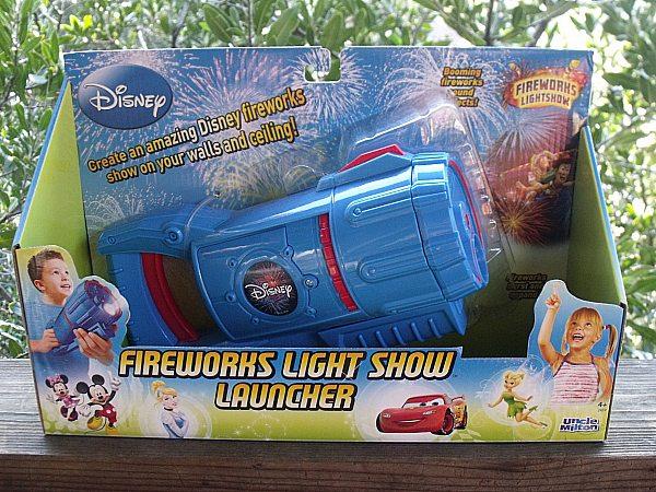 Disney Fireworks Light Show Launcher