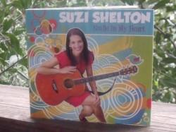 Suzi Shelton Smile in My Heart CD