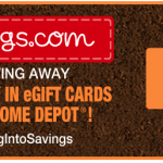 Home Depot Gift Card Giveaway – Ends 4/23/14