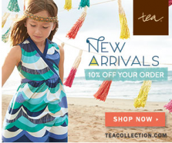 Tea Collection Sweepstakes