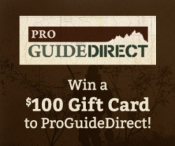 Pro Guide Direct Sweepstakes