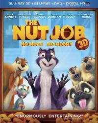 The Nut Job Blu-ray DVD Combo
