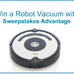 Robot Vacuum Sweepstakes – Ends 4/30/14