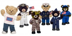 Build-A-Bear Huggable Heroes