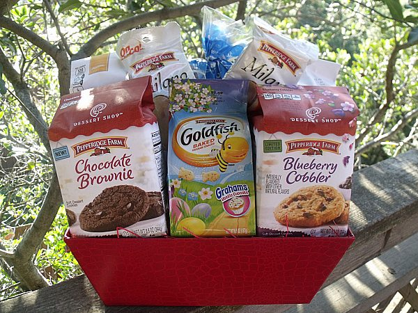 Pepperidge Farm Christmas Gift Baskets - Christmas Gift Ideas
