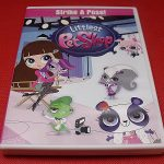 Littlest Pet Shop: Strike A Pose DVD