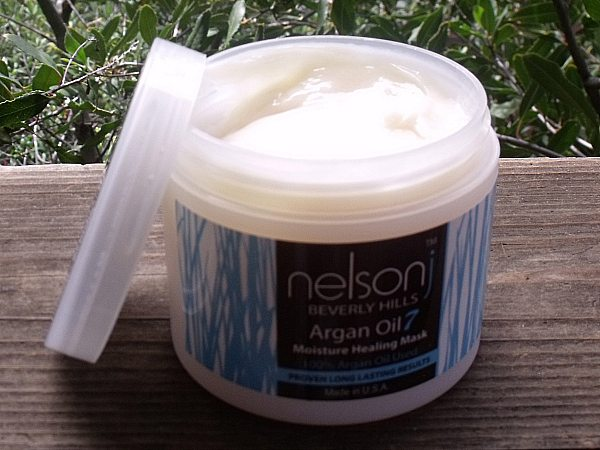 Nelson J Argan Oil 7 Shampoo And Conditioner