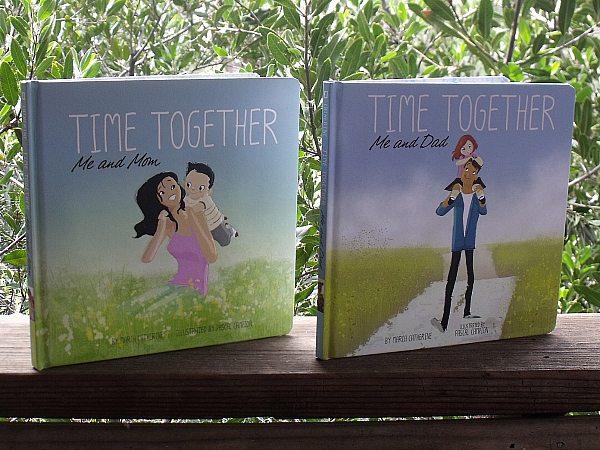 Time Together Children's Book Set