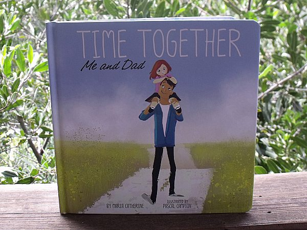 Time Together Children's Book