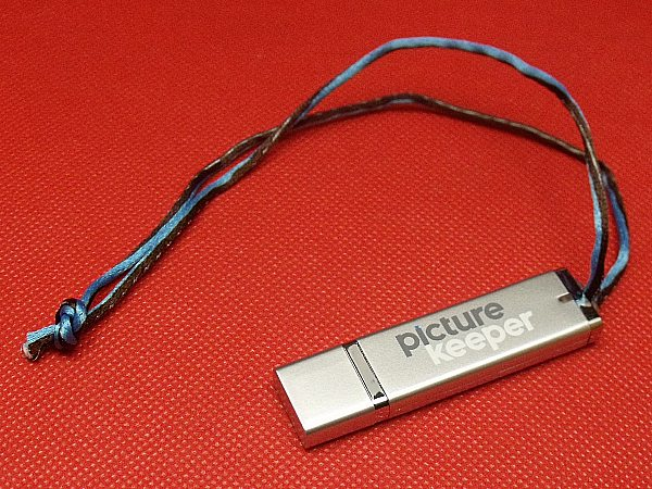 Picture Keeper Little Gift Backup Device