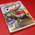 The Adventures Of Chuck And Friends: Top Gear Trucks DVD