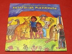Putumayo Presents Australia CD