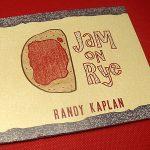 Randy Kaplan Jam on Rye Children's CD