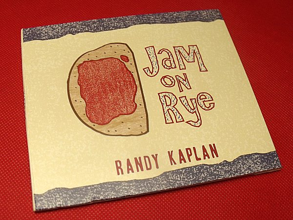 Randy Kaplan Children's CD