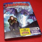 Dragons Defenders of Berk Part 2 DVD