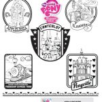 My Little Pony Printable Activity Sheet