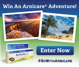 Arnicare Adventure Sweepstakes – EXPIRED