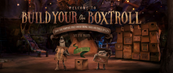 Build Your Own Boxtrolls Contest