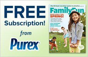 Family Fun Magazine Sweepstakes – EXPIRED