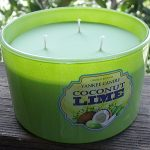 Limited Edition Coconut Lime Yankee Candle