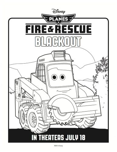 Printable Planes Fire And Rescue Coloring Pages  Coloring Pages Ideas
