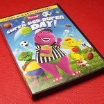 Barney: A Super Dee-Duper Day DVD