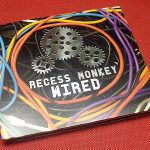 Recess Monkey: Wired CD