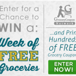 Grocery Sweepstakes – Free Groceries or a Visa Gift Card – Expired