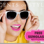 Fashion Friday – Free Sunglasses w/ a $15 Purchase