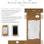 DIY Father's Day Craft – The Boxtrolls Phone Case