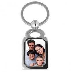 PicturesOnGold Engraved Keychain