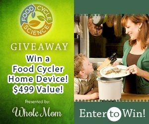 Food Cycler Sweepstakes – EXPIRED