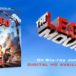 The Lego Movie Blu-ray DVD Combo