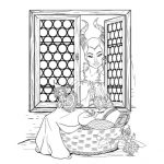 Disney Maleficent Printable Coloring Page
