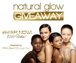 Natural Glow Sweepstakes – EXPIRED