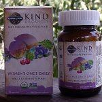 Kind Organics Women's Once Daily Multivitamins