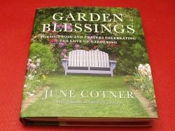 Garden Blessings by June Cotner