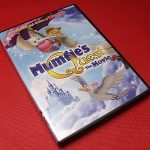 Mumfie's Quest: The Movie DVD