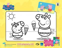 Free Printable Peppa Pig Coloring Page