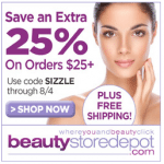 Beauty Store Depot – 25% Off – Free Shipping – Free Gifts
