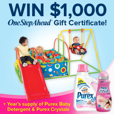 Purex One Step Ahead Sweepstakes – EXPIRED