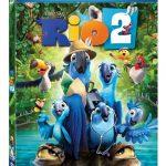 Rio 2 Blu-ray DVD Combo